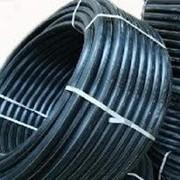 Труба DELTA черная 10 атм 50х3,7 фото