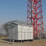 Контейнер базовой станций мобильной связи фото