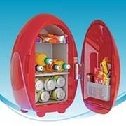 Автохолодильник ТК -15 L red фото