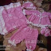 Набор для новорожденной девочки фото
