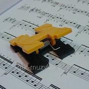 Пружинные зажимы для нот Hercules HA150D фото