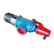 КДН 50-25, КДН 50-25 ХЛ. Клапаны дренажные, угловые, сальниковые, стальные, незамерзающие - для спуска сжиженного газа, ГСМ, нефтепродуктов из цистерн и резервуаров фото