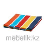 Банное полотенце разноцветный БОКВИК фото