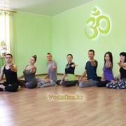 Хатха йога в Алматы фото