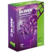 Антивирус Dr. Web Pro for Windows, на 1 год, на 2 ПК, Box фото