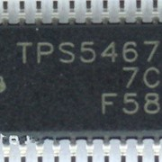 Контроллер TPS54672 PWPR фото