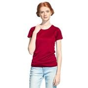 Женская спортивная футболка StanPrintWomen 30W Красный XXL/52 фото