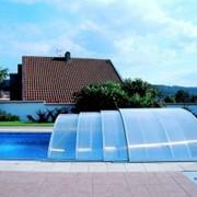 Павильон для бассейна Klasic-No-line A фото