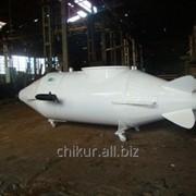 Ныряющая подводная лодка (мини-субмарина) Чикур-1 для исследования подводного мира фото