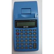 Кассовый аппарат ПОРТ DPG-25ФКZ ( функцией передачи данных) в синем цвете фото