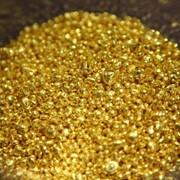 Золото 999,9 гранулы фото