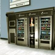 Аренда кофемашин и торговых автоматов фото
