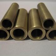 Втулка бронзовая 240х180х1 БрАЖН10-4-4 (CuAl10Fe4Ni4) фото