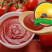 Пюре помидорное на экспорт фото