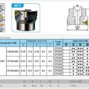 Система для обработки пазов и уступов Winstar IMTC(P40) фото
