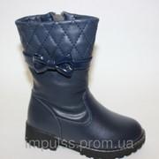 Детская зимняя обувь, арт. 13С, размеры 27-32 фото