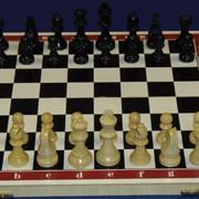 Шахматы настольные фото