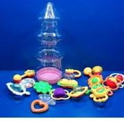 Набор Toys погремушек в банке 326-461 фото