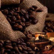 Кофе арабика Кения - в зёрнах обжаренный фото