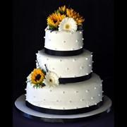 Торты свадебные на заказ фото