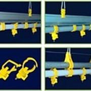 Системы ниппельного поения для птицы фото