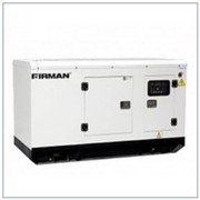Дизельный генератор SDG13FS в кожухе 10 кВт +АВР фото