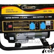 Бензиновый генератор Forte FG2500 фото