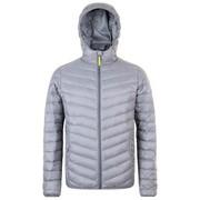 Куртка пуховая мужская RAY MEN серая, размер XL фото