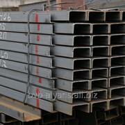 Швеллер стальной 180х70х6 Ст3 гнутый фото