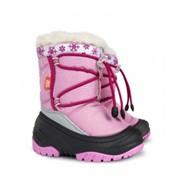 Зимние сапожки (дутики) для детей Demar Fuzzy 4030 b фото