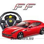 Радиоуправляемая машина MJX Ferrari FF 1:14 гироруль 2.4G 3549A фото