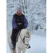 Конный туризм( верховая езда, прогулки) фото