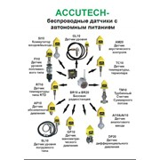 Приборы и средства автоматизации, Беспроводные датчики измерений ACCUTECH фото