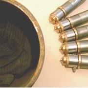 МАРКИРАТОР М-5т – предназначен для нанесения надписей на движущихся трубах в потоке производства фото