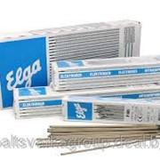 Электроды сварочные P48P d3,25x450mm, ELGA, Швеция фото