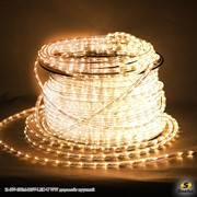 Sneha 11-2W-100M-220V-LED-U WW дюралайт круглый фото