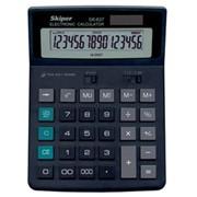 Калькулятор настольный SK фото