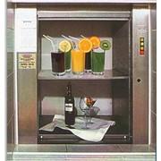 Лифт для ресторана фото