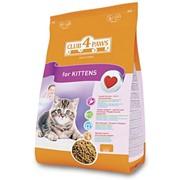 Сухой корм для котят 11 кг - Клуб 4 лапы фото