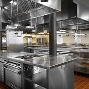 Нейтральное кухонное оборудование из нержавеющей стали фото