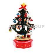 Новогодняя игрушка елка фото