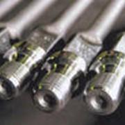 Штанги насосные и всасывающая арматура для нефтяных скважин фото