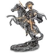 Скульптура Александр Македонский/Великие люди 22х27х12см. арт.WS-478 Veronese фото