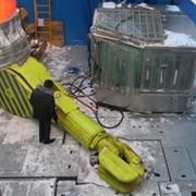 Взрывозащищенная кабина бурильщика фото
