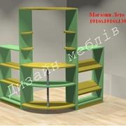 Магазин дитячий ігровий ЛІТО 1016х1016х1300мм фото