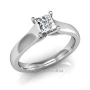 Кольца с бриллиантами D40596-1 фото