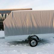 Легковой прицеп Викинг 716105 (самосвал), с длиной кузова 3,4 метра и шириной 1,9 метра фото