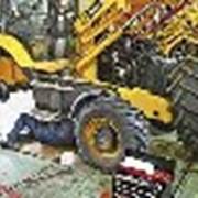 Ремонт строительного дорожного оборудования фото