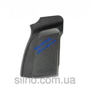 Щёчки (накладки) МР 654к (ПМ) чёрные фото