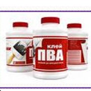 Клеи поливинилацетатные (ПВА) Предприятие производит: -клей ПВА: емкости 1-2,5-5кг фото